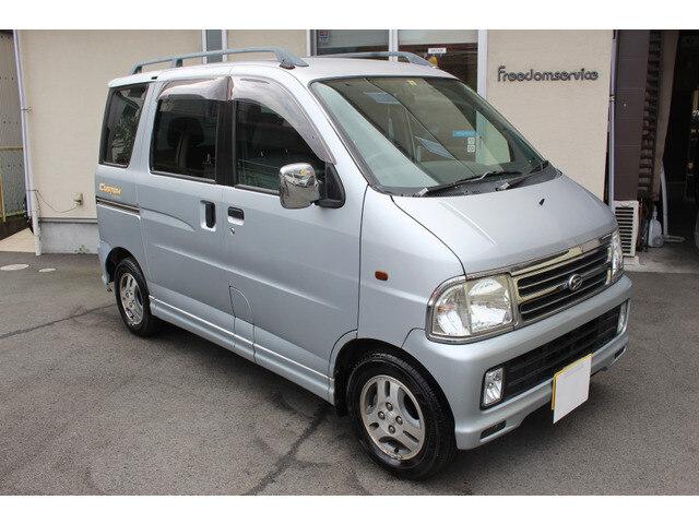 DAIHATSU / Atrai Wagon (GF-S230G)