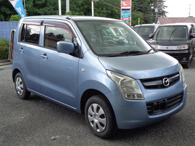 MAZDA / AZ-Wagon (DBA-MJ23S)