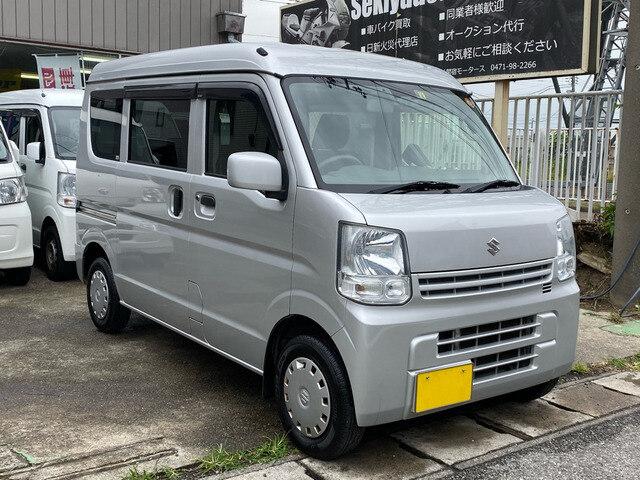 SUZUKI / Every (EBD-DA17V)