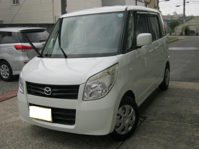 MAZDA / Flair Wagon/ (DBA-MM21S)