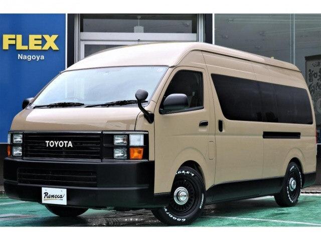 TOYOTA / Hiace Wagon (CBA-TRH224W)