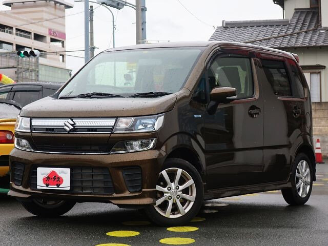SUZUKI / Wagon R (DAA-MH55S)