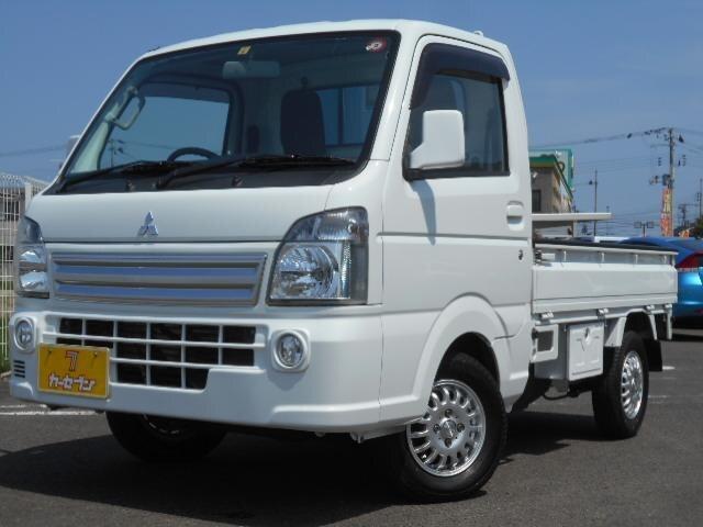MITSUBISHI Minicab Truck]