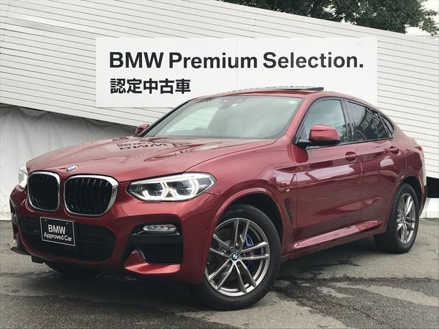 BMW / X4 (UJ20)