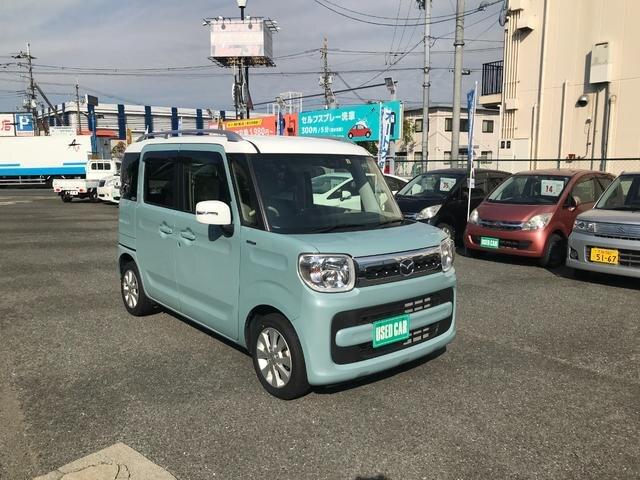 MAZDA / Flair Wagon (MM53S)