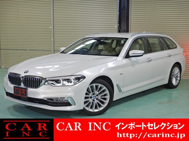 BMW / 5 Series (LDA-JM20)