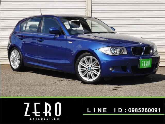 BMW / 1 Series (LBA-UE16)