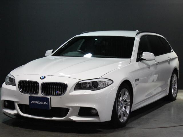 BMW / 5 Series (LDA-MX20)
