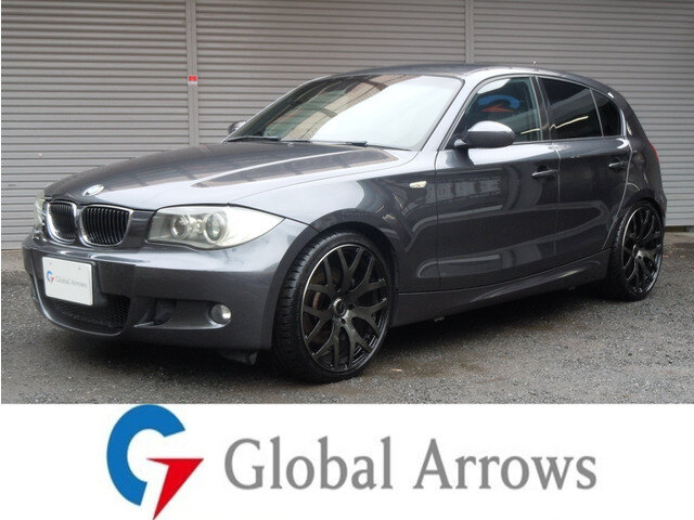 BMW / 1 Series (ABA-UD30)