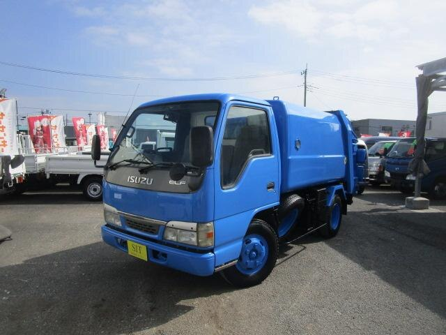 ISUZU / Elf Truck (NKR81EP)